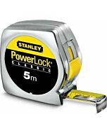 Rolmaat Stanley Powerlock 5 meter