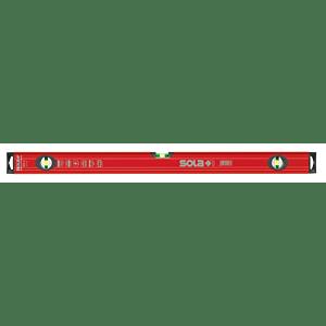 Sola waterpas aluminium red 100cm