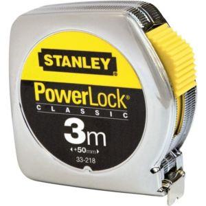 Rolmaat Stanley Powerlock 3 meter